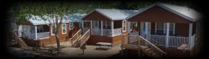 Cottages at the Hill Country RV Resort - Bryan Kastleman, Texas